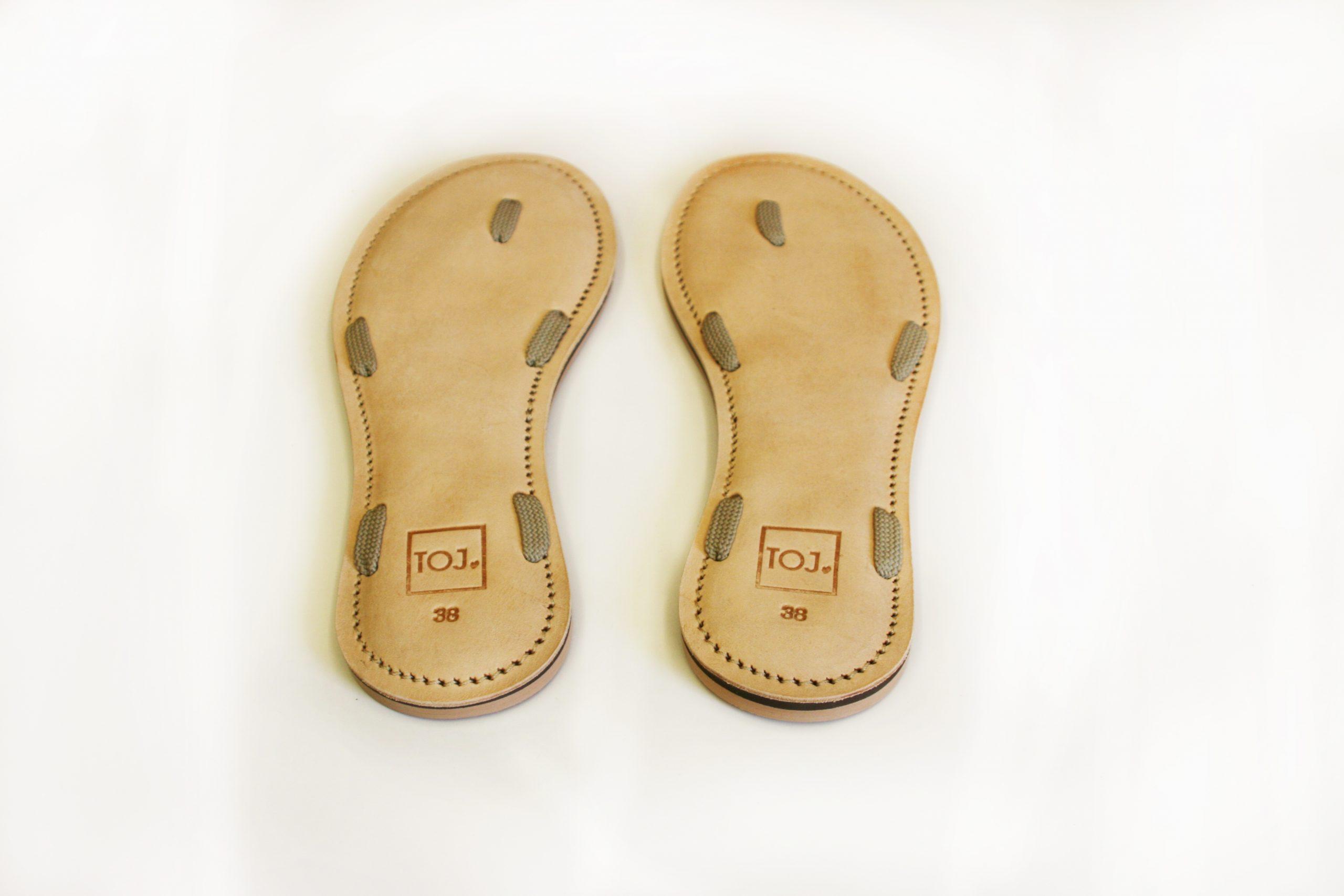 Toj Base Sandals – PanaShop